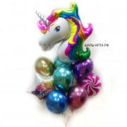 Готовые наборы из воздушных шаров