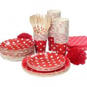 Праздничная посуда