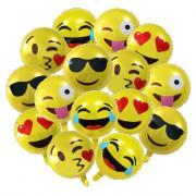 гелиевые шарики и товары для праздника в Ялте Смайлики смайл пати заказать доставку воздушных шаров с гелием в магазине Праздник рядом