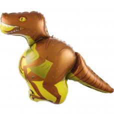 104 см., Динозавр Аллозавр гелиевый шарик