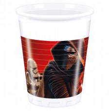 STAR WARS Звездные воины стаканы пластиковые