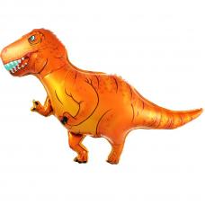 104 см, Динозавр Ти-Рекс гелиевый шарик