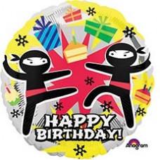 Anagram Happy Birthday  гелиевый шарик