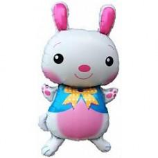 91 см Фигура, Кролик, 1 шт. ДБ гелиевый шарик