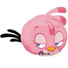 А ФИГУРА/P35 Angry Birds Розовая ВЗ гелиевый шарик