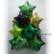 Лучшие шары для 23 февраля и 9 мая только в нашем каталоге!