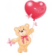 товары для детского и взрослого праздника в стиле мишек. Воздушные шарики с гелием, фольгированные и латексные шары, украшения для кэнди бара, подарок ко дню рождения, для ребенка, дочери, подруги. Сувениры и декор для детского праздника.